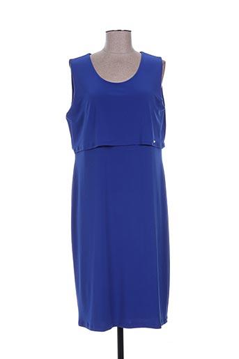 arona san francisco robes femme de couleur bleu
