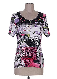 Produit-T-shirts-Femme-FRANCE RIVOIRE