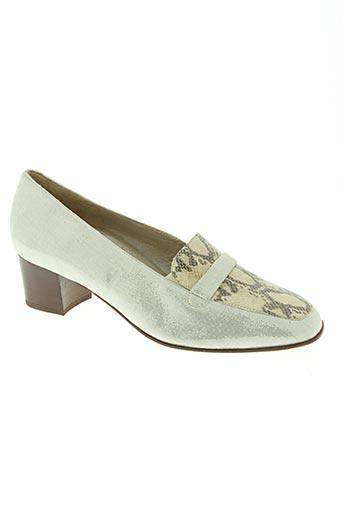 hassia chaussures femme de couleur gris