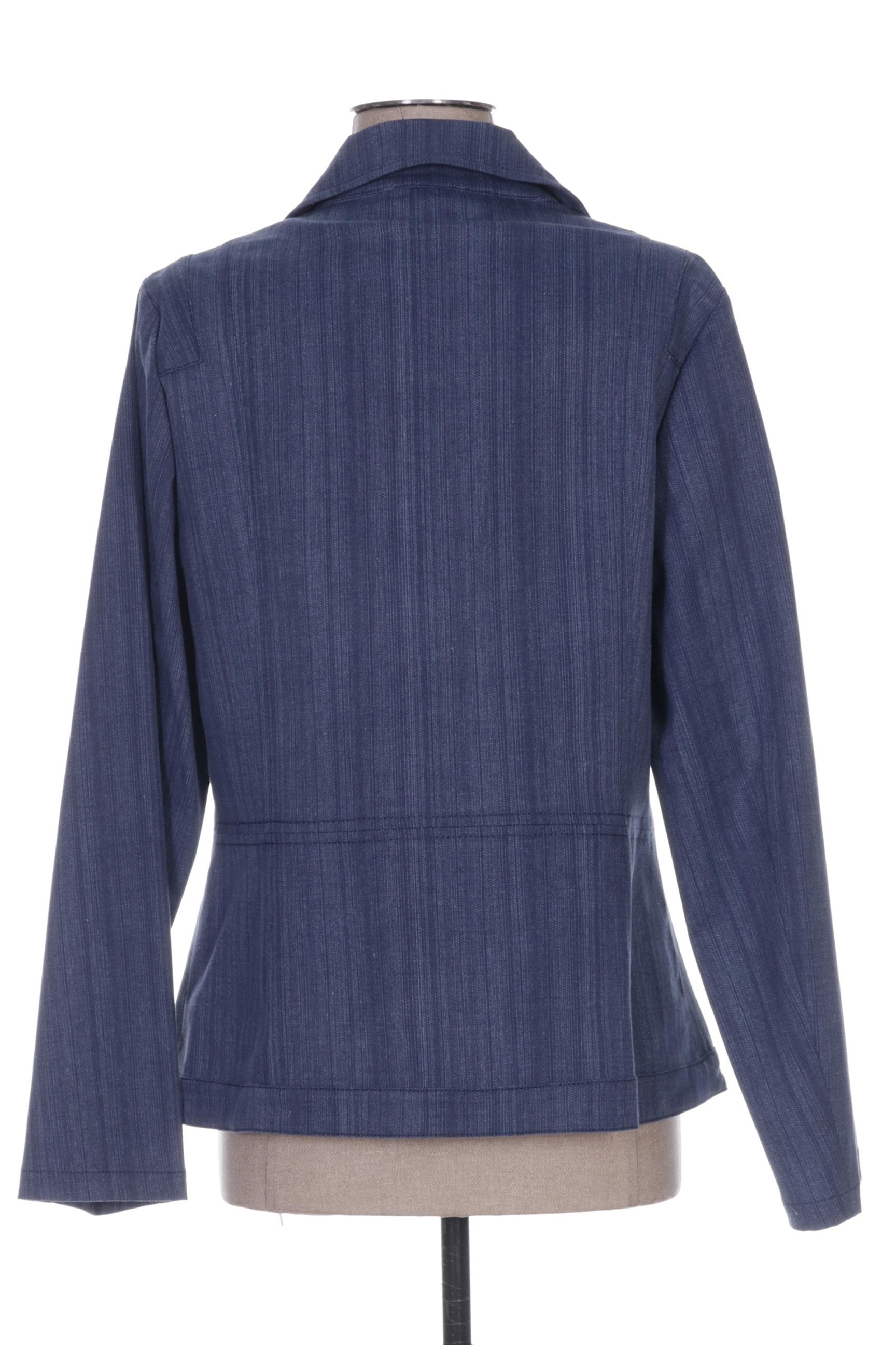 Weinberg Vestesenjean Femme De Couleur Bleu En Soldes Pas Cher 1225912-bleu00