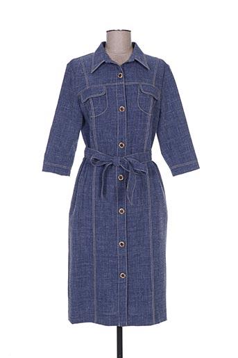 weinberg robes femme de couleur bleu
