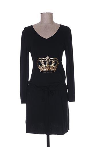 Robe courte noir ALISON.B pour femme