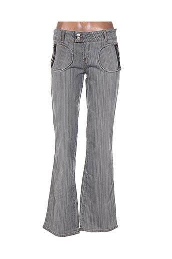 my collection pantalons femme de couleur gris
