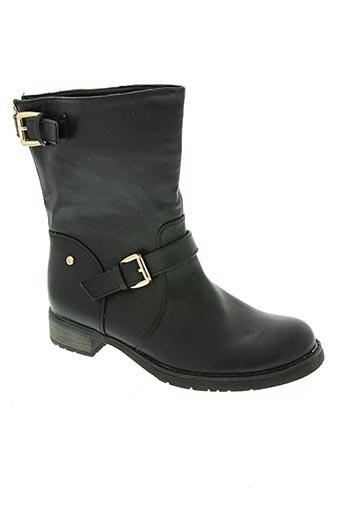 kookai chaussures femme de couleur noir