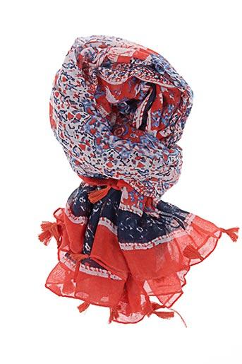 caroll accessoires femme de couleur orange