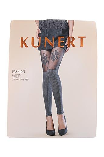 kunert pantalons femme de couleur gris