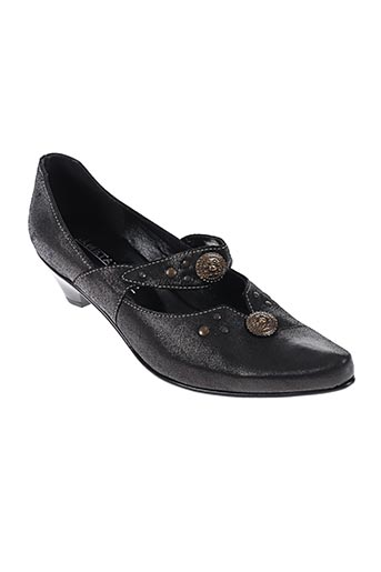 j.metayer chaussures femme de couleur noir