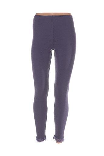 armor lux pantalons femme de couleur violet