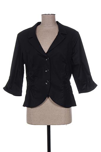 steilmann vestes femme de couleur noir
