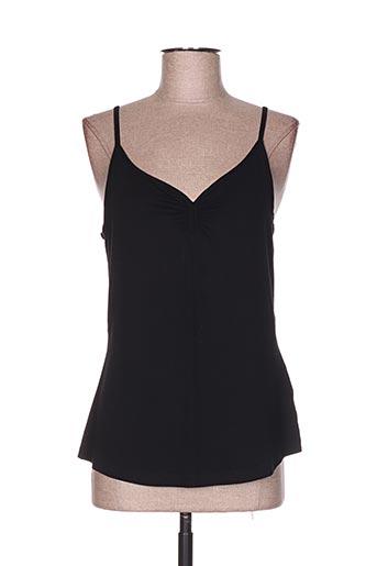 steilmann chemises femme de couleur noir