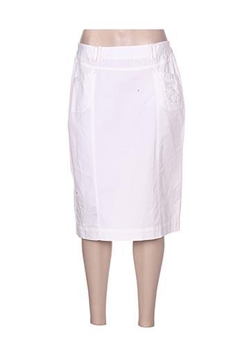 les marins de jac jac jupes femme de couleur blanc