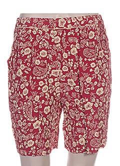 Produit-Shorts / Bermudas-Femme-JAC JAC