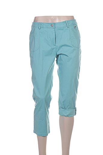 agathe EFFI_CHAR_1 louise pantacourts femme de couleur bleu