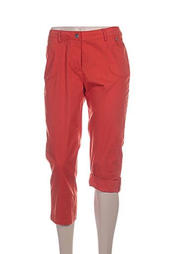 agathe EFFI_CHAR_1 louise pantacourts femme de couleur orange