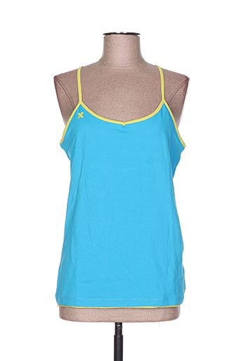 millet chemises femme de couleur bleu