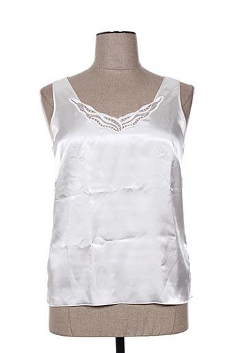 regence chemises femme de couleur beige