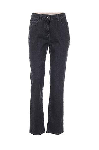 Pantalon casual gris DESAIVRE pour femme