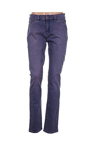 l'histoire de louise pantalons femme de couleur violet