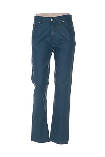 Pantalon casual vert GAFAIR pour femme