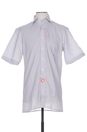 olymp chemises homme de couleur gris