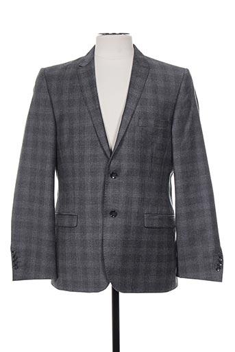 kamao vestes homme de couleur gris