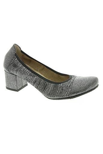 arima chaussures femme de couleur gris