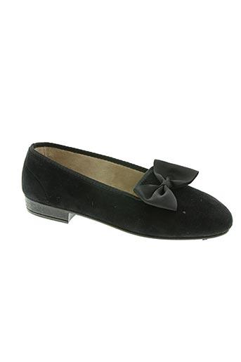 rondinaud chaussures femme de couleur noir