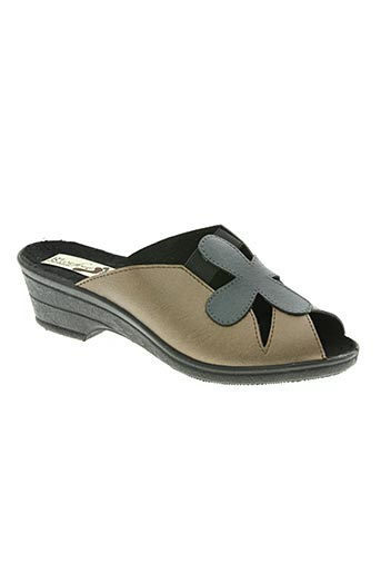 rondinaud chaussures femme de couleur marron