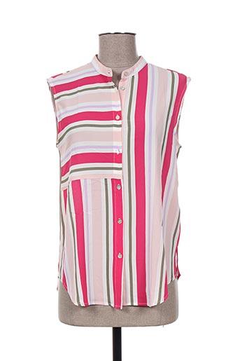 b.young chemises femme de couleur rose