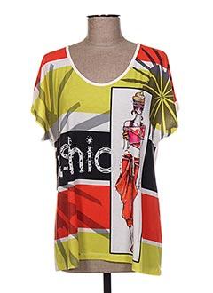 Produit-T-shirts-Femme-ALAIN MURATI