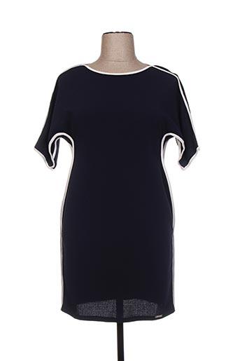 cicero robes femme de couleur bleu