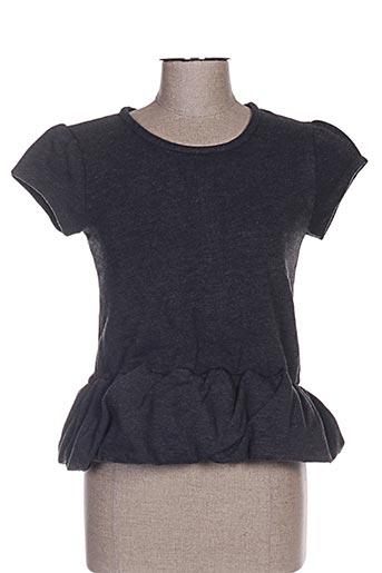 Sweat-shirt gris CLO&SE pour femme