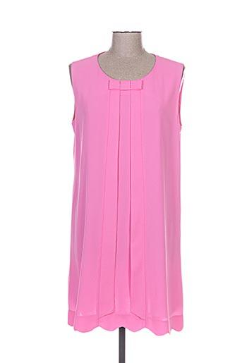 poupee chic robes femme de couleur rose