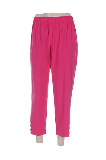 twister pantacourts femme de couleur rose