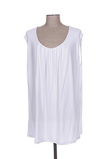 that's me by jagro t-shirts femme de couleur blanc