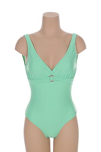 kalaïs maillots de bain femme de couleur vert