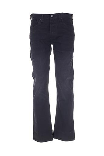 levis jeans homme de couleur noir