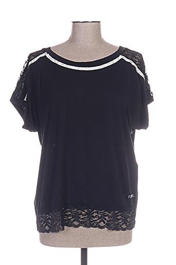 fly girl chemises femme de couleur noir