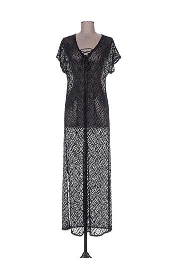 antigel robes femme de couleur noir