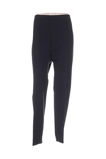 Pantalon chic noir COUTUREINE pour femme