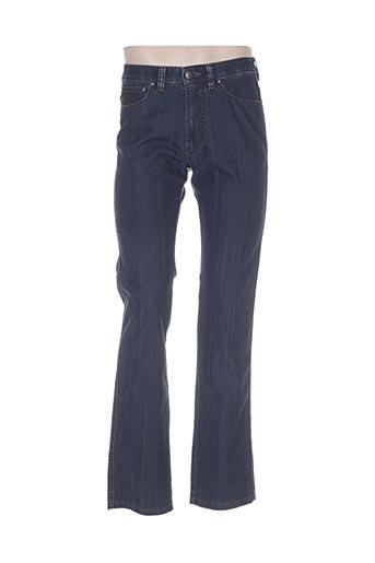 brühl jeans homme de couleur bleu