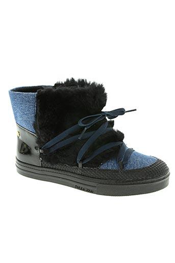 petite jolie by parodi chaussures femme de couleur bleu