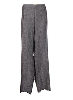 Pantalon chic gris BRAND pour femme