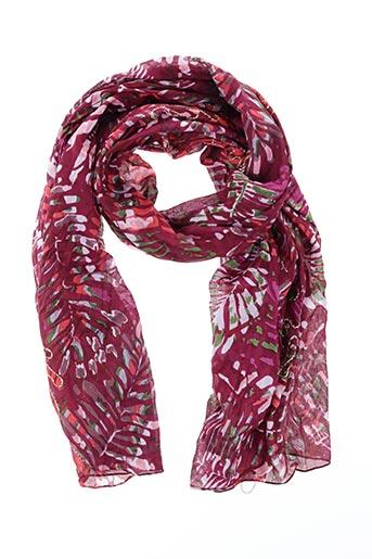 palme accessoires femme de couleur rose