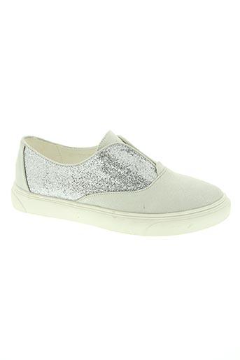 dolce c° chaussures femme de couleur gris