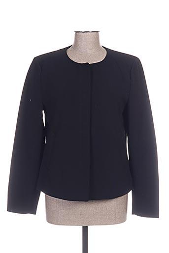 only vestes femme de couleur noir