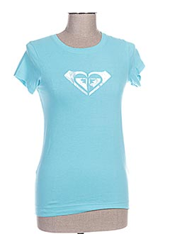 Produit-T-shirts-Fille-ROXY GIRL