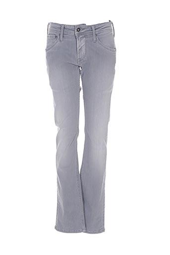 pepe jeans jeans garçon de couleur gris
