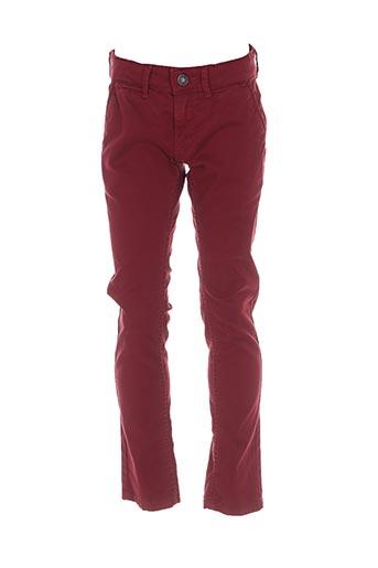 pepe jeans jeans garçon de couleur rouge
