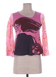 Produit-T-shirts-Femme-CUSTO